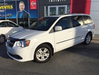 Dodge Grand Caravan 2014 Crew / CUIR / GPS / FULL / 26 562 KM!!