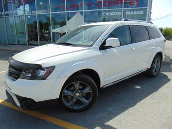 Dodge Journey 2016 7 PASS. CROSSROAD AWD CUIR TOIT OUV.