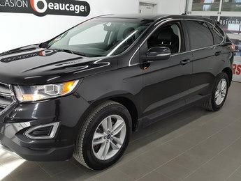 Ford Edge 2015 SEL AWD, cuir, caméra de recul, sièges électriques