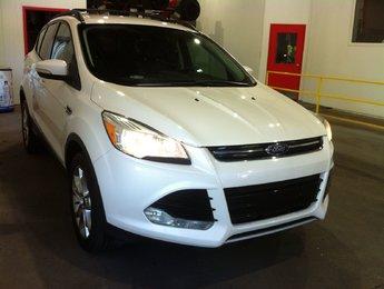 Ford Escape 2013 SEL 2.0L - AWD - CUIR - GPS - HITCH - DÉMARREUR