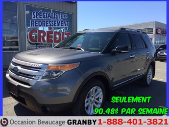 Ford Explorer 2012 XLT AWD LIMITED*NAVIGATION*CUIR*TOIT*IMPECCABLE!