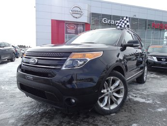 Ford Explorer 2014 LIMITED/CUIR/GPS/7 PASSAGERS