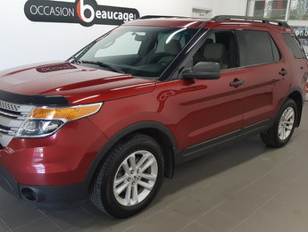 Ford Explorer 2015 Ecoboost AWD, 7 places, hitch