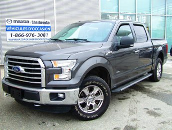 Ford F-150 2016 XLT 4X4 CREW CAB TOIT PANORAMIQUE
