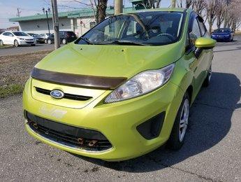 Ford Fiesta 2011 SE- MANUELLE- SUPER AUBAINE- NOUVEL ARRIVAGE!