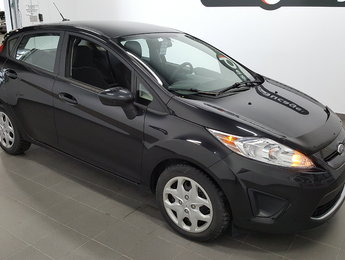 Ford Fiesta 2012 SE, sièges chauffants, air climatisé