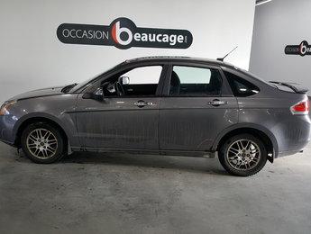 Ford Focus 2010 SE, air conditionné, régulateur, vitres élec