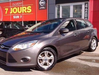 Ford Focus 2013 SE / AUTOMATIQUE / AIR / CRUISE / GR. ELECTRIQUE