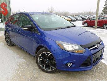 Ford Focus 2014 SE  41 000KM !! SIEGES CHAUFFANTS ENSEMBLE SPORT