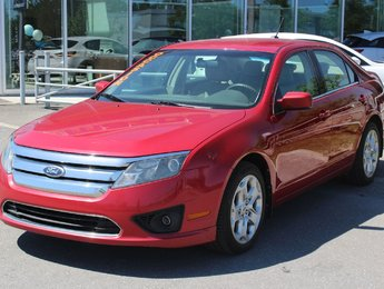 Ford Fusion 2010 SE*AC*BLUETOOTH*CRUISE*