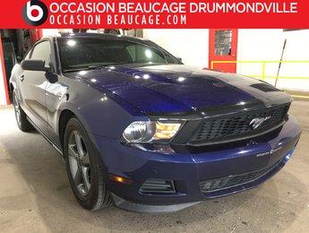 Ford Mustang 2012 V6 - MANUELLE - DÉMARREUR!!!