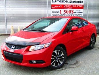 Honda Civic Coupe 2013 EX 20700 KM AUTOMATIQUE TOIT OUVRANT