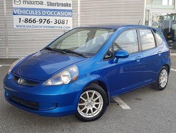 Honda Fit 2008 142000km  automatique