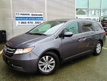 Honda Odyssey 2014 CUIR NAVIGATION TOIT OUVRANT 59500KM 8PLACES