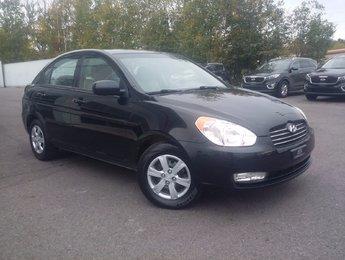 Hyundai Accent 2011 AIR CLIMATISÉ, TOIT OUVRANT AUTOMATIQUE BAS PRIX!!