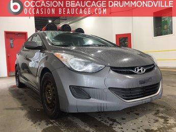Hyundai Elantra 2013 GL - AUTOMATIQUE - AUBAINE!!