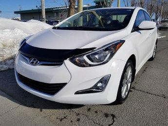 Hyundai Elantra 2016 SPORT- AUTOMATIQUE- TOIT- CAMÉRA- DÉMARREUR!!