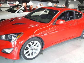 Hyundai Genesis Coupe 2013 2.0T, premium, cuir, navigation, toit ouvrant