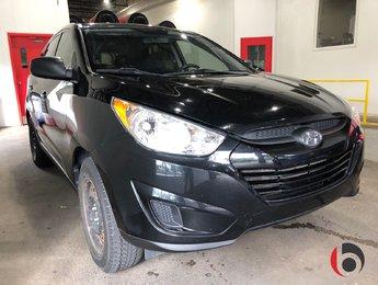 Hyundai Tucson 2011 L- MANUELLE-  VITRES TEINTÉES-  JAMAIS ACCIDENTÉ!!