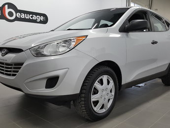 Hyundai Tucson 2013 GL AWD, sièges chauffants, bluetooth