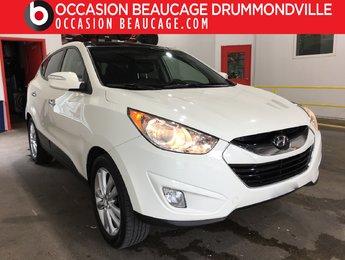Hyundai Tucson 2013 LIMITED AWD - NAVIGATION+TOIT+CUIR+DÉMARREUR!!