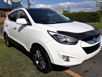 Hyundai Tucson 2014 GLS - TOIT PANO- CUIR/TISSUS- CAMÉRA- DÉMARREUR!