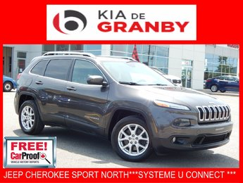 Jeep Cherokee 2014 NORTH***SYSTEME UCONNECT+BLUETOOTH***