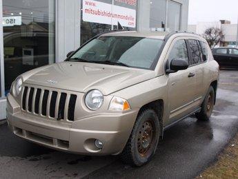 Jeep Compass 2009 NORTH 4X4 - GR. ÉLECTRIQUE - BAS MILLAGE!!