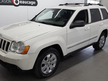 Jeep Grand Cherokee 2008 Laredo diesel, hitch, sièges chauffants