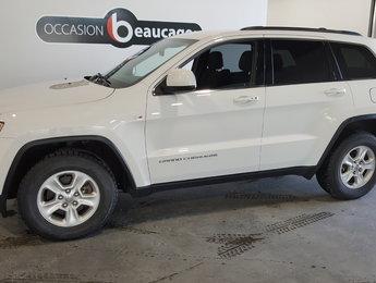 Jeep Grand Cherokee 2014 Laredo 4X4, hitch, vitesses au volant