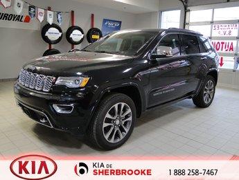 Jeep Grand Cherokee 2017 Overland *  1 240$ / MOIS  *   24 000 KM / ANNEE *