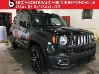 Jeep Renegade 2015 NORTH 4X4 - DÉMARREUR + CAMÉRA!!