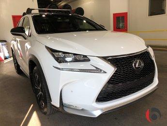 Lexus NX 2017 F SPORT 3 - AWD-  NAVI- CUIR- CAMÉRA!