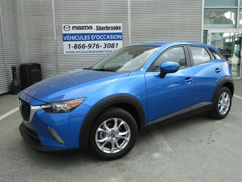 Mazda CX-3 2016 GS 9000 TOIT OUVRANT SIÈGE CHAUFFANT CLIMATISEUR