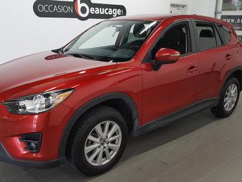 Mazda CX-5 2016 GS, navigation, toit ouvrant, sièges chauffants
