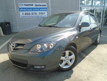 Mazda Mazda3 2009 AUTOMATIQUE CLIMATISEUR GROUPE ÉLECTRIQUE