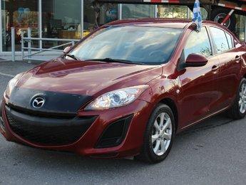 Mazda Mazda3 2010 GS*AUTO*AC*BLUETOOTH*CRUISE*AUX*MP3