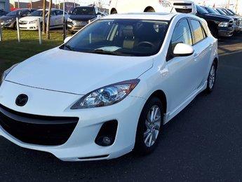 Mazda Mazda3 2012 GS-SKY - AUTOMATIQUE - TOIT- CUIR !!