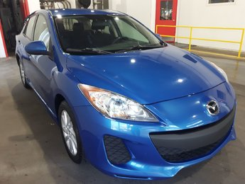 Mazda Mazda3 2012 GS SPORT - SKY - KIT DE JUPES - MAGS - AILERON !!!