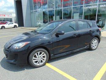 Mazda Mazda3 2012 GS-SKY BLUETOOTH SIEGES CHAUFFANTS CLIMATISEUR