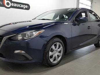 Mazda Mazda3 2014 GX-SKY, bluetooth, air climatisé