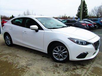 Mazda Mazda3 2014 GS+GROUPE COMMODITÉ ECRAN TACTIL BLUETOOTH