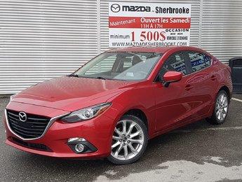 Mazda Mazda3 2014 GT 57450KM AUTOMATIQUE TOIT OUVRANT