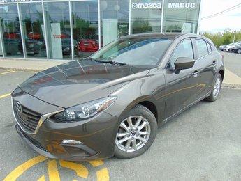 Mazda Mazda3 2015 GS 38000KM HAYON AUTOMATIQUE