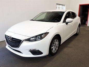 Mazda Mazda3 2015 GS - CAMÉRA - VITRES TEINTÉES - MAGS