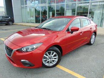 Mazda Mazda3 2015 35 000KM GS AUTOMATIQUE CAMERA DE RECUL