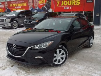 Mazda Mazda3 2016 BOITE AUTOMATIQUE / MAGS