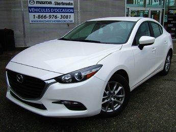 Mazda Mazda3 2017 SE  CUIR AUTOMATIQUE