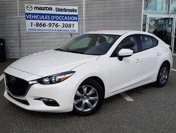 Mazda Mazda3 2017 9553km automatique climatiseur
