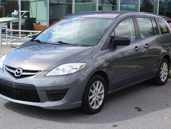 Mazda Mazda5 2010 GS*6 PASS*MAN*AC*CRUISE*GR ELEC*CD MP3*AUX